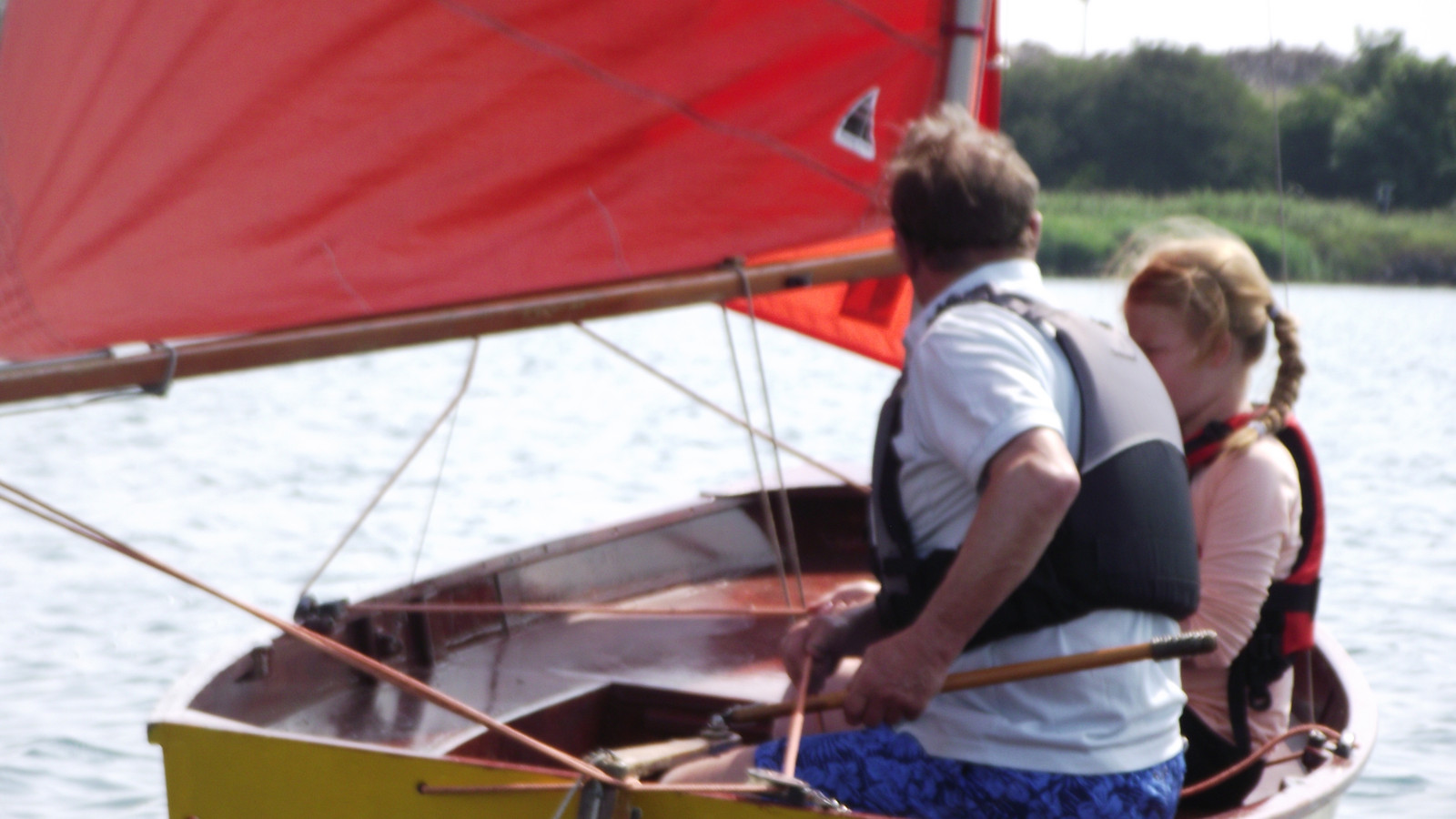 Sailing At Welton