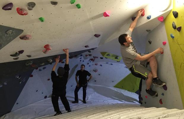 Come and use the fantastic bouldering facilities at Rock City! BOOKED by 1st Keyingham Scouts.