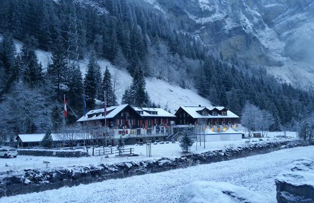 Kandersteg in Winter