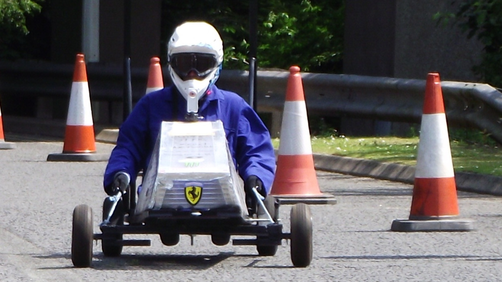 The Soapbox Derby