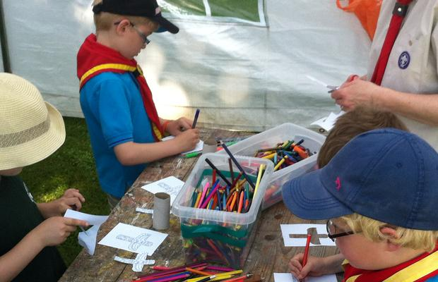 Beavers Craft Activities