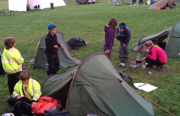 Challenging Scouts in Wild and Remote Places