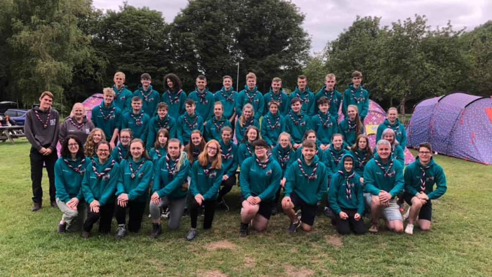 Humberside World Scout Jamboree Unit 31 - West Virginia 2019