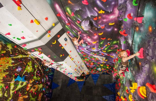 Come and use the fantastic bouldering facilities at Rock City! BOOKED by Howden Beavers.