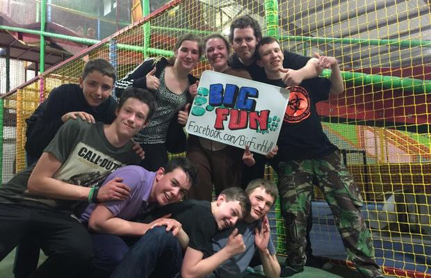 Wellies Explorers invite all Explorer Scouts and Network Members to let their hair down at Big Fun!