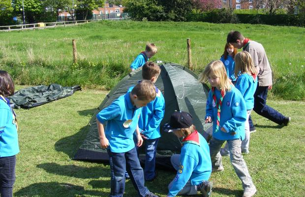 Withernsea and Burstwick Beaver Sleepover