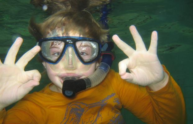 Cubs 2015 Year of Adventure - Howden Cubs SCUBA Diving