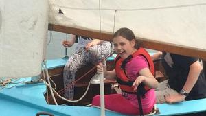 Humberside Scouts Sailing Training Day