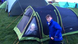 County Scout Camp Pictures