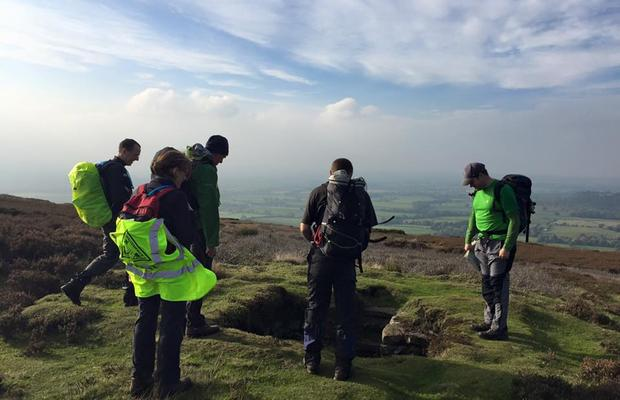 A chance for Scouts and Explorer Scouts to put into practice their hiking and navigation skills