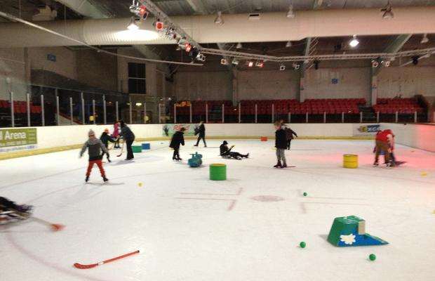 Withernsea Christmas Treat at the Ice Arena
