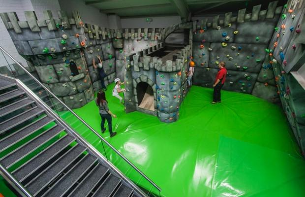 Come and use the fantastic bouldering facilities at Rock City for a exclusive discounted price!