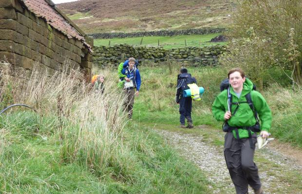 A two-day hiking competition for Scouts and Explorer Scouts - A test of navigation, camping skills and endurance.